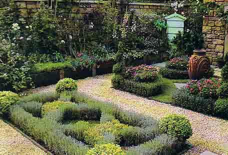 Infojardin jardin aromaticas formal for Plantas aromaticas jardin