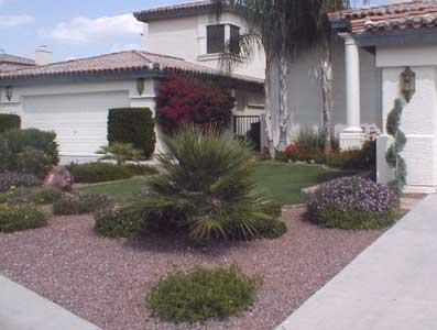 Xerojard n dise o de jardines en infojardin - Como hacer un jardin bonito ...