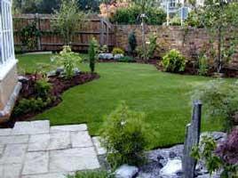 32 consejos de dise os y decoraci n de jardines for Como disenar un jardin pequeno fotos