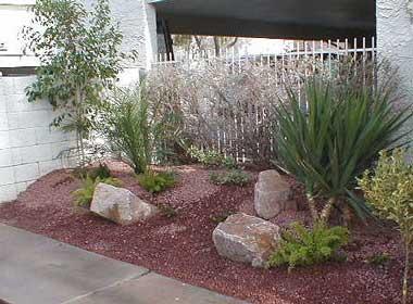 Jardiner a ecol gica for Jardines pequenos con grava