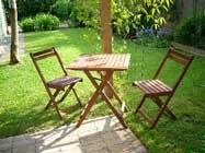 10 consejos para jardines peque os for Accesorios para jardines pequenos