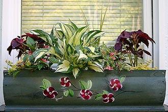 Jardineras hechas con palets de madera foro de infojardn - Jardineras para interiores ...