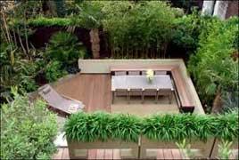 en los jardines minimalistas hay un nfasis por las lneas ntidas y sencillas las formas puras y un profundo sentido del espacio - Jardines Minimalistas